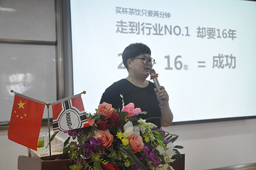 淮安加盟商分享创业经历