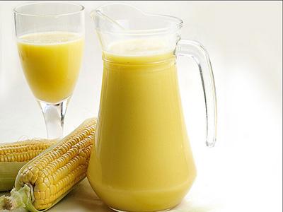 开奶茶店不可或缺的饮品——玉米汁