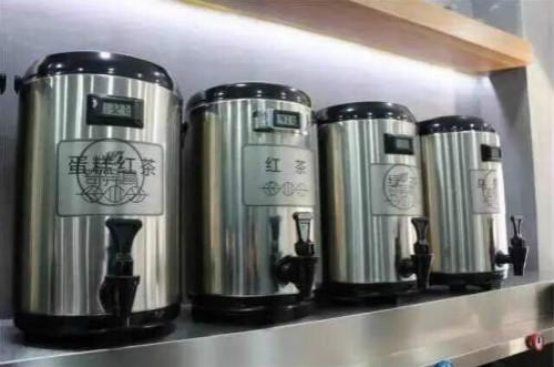 茶桔便的茶汤机