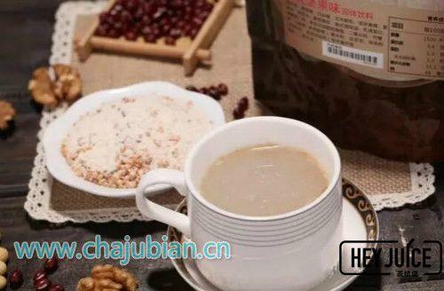 茶桔便奶茶原料五谷杂粮粉