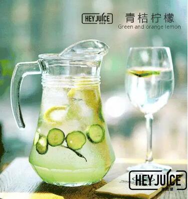 茶桔便饮品——青桔柠檬