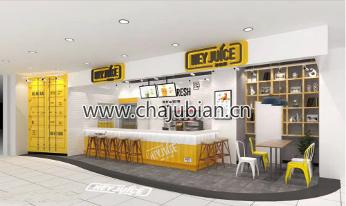 恭喜青海省西宁市首家茶桔便奶茶加盟店即将开业