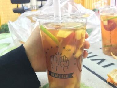 茶桔便奶茶加盟