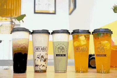 茶桔便奶茶饮品加盟