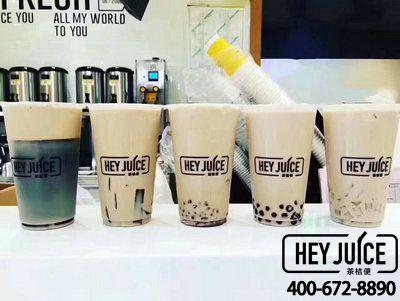 茶桔便奶茶品牌加盟