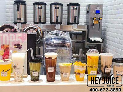 茶桔便饮品奶茶加盟店