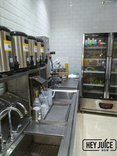 茶桔便奶茶技术加盟开店