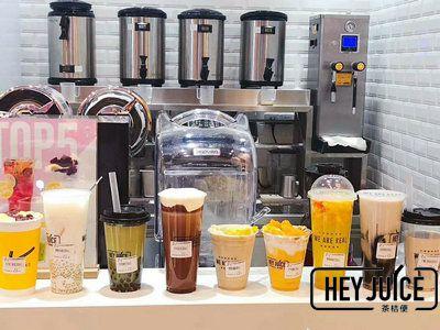 茶桔便奶茶店加盟