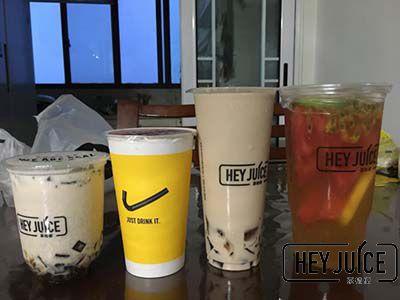 2019新年开工大吉!茶桔便奶茶品牌祝大家财源滚滚
