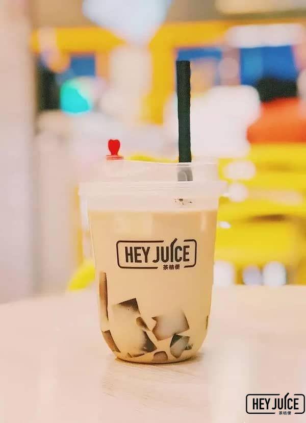 牛魔王黑砖奶茶